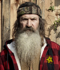honorary KBH member Phil Robertson