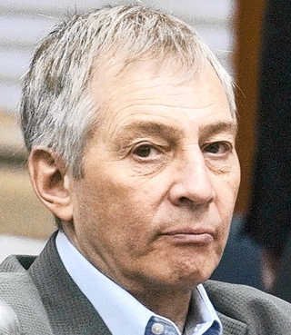 billionare robert durst, circumcised serial killer